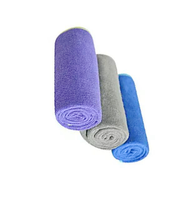 China Supplier Customizable Microfiber Fabric Yard For Bath Microfiber Gym Towel
