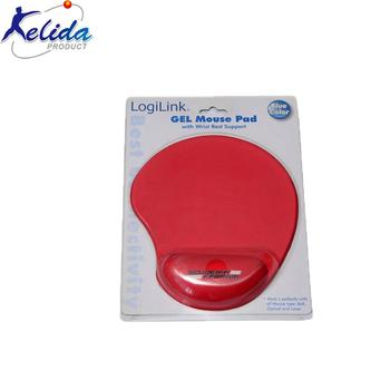 Sponge wrist rest mousepad  with lycra