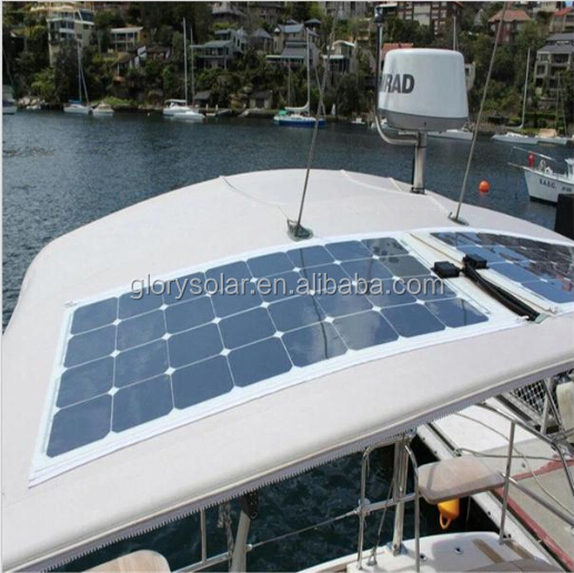 pv solarpanel f r solar pv anlage boot yacht dach. Black Bedroom Furniture Sets. Home Design Ideas