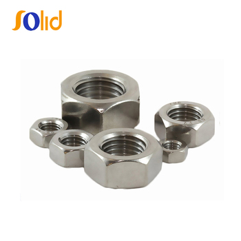 A194-2hm Stainless Steel Heavy Hex Nuts Fastener