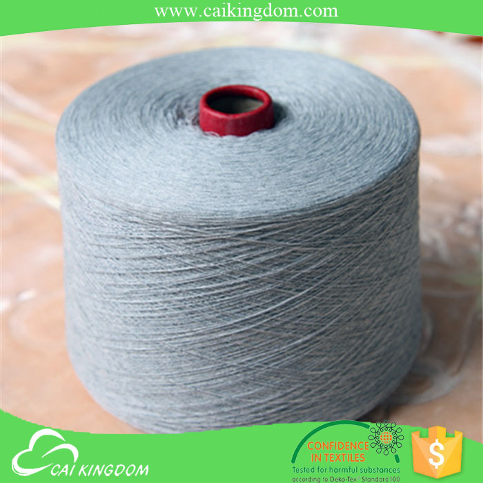 Eco friendly sock yarn for knitting socks 6s to 32s