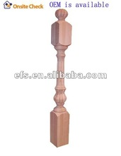 antique cheap wooden fence post