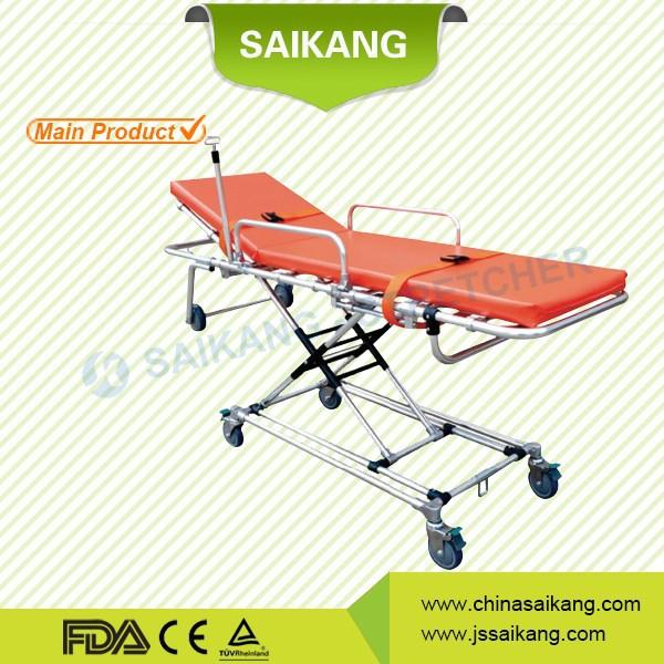 Skb039(g) Air Ambulance Stretcher Wheelchair Ambulance Stretcher ...