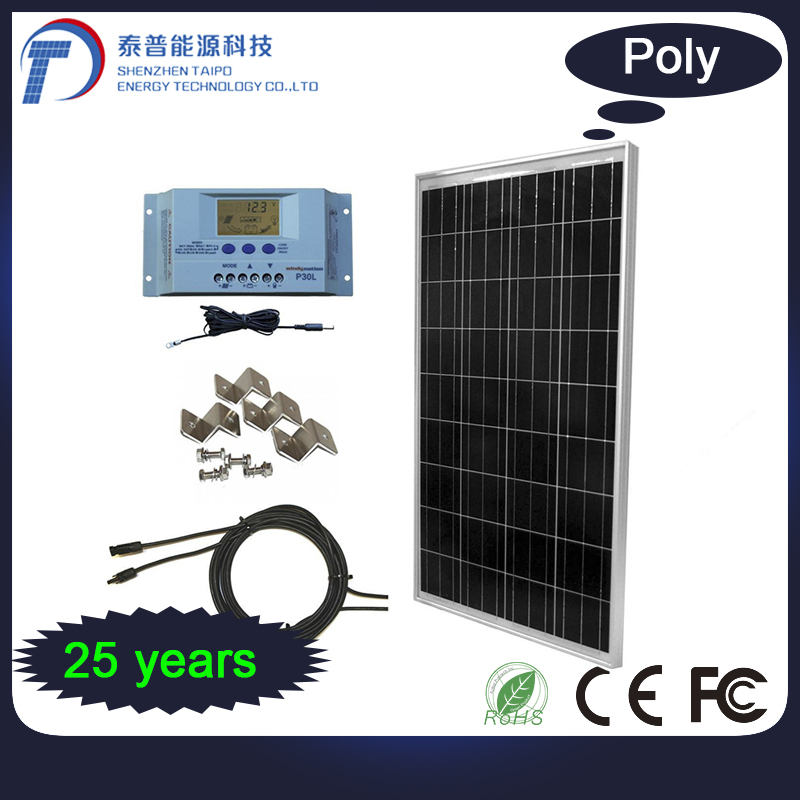 best seller rural area home power use off grid solar power system 1 kw solar panel