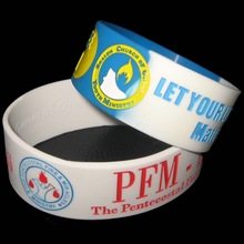 cheap sell high quality custom egypt silicone wristband