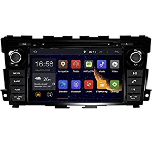 "NaviTopia HD 1024x600 Quad Core 16G 8"" Pure Android 5.1.1Car DVD Player for NISSAN 2013- GPS Navigation Radio"