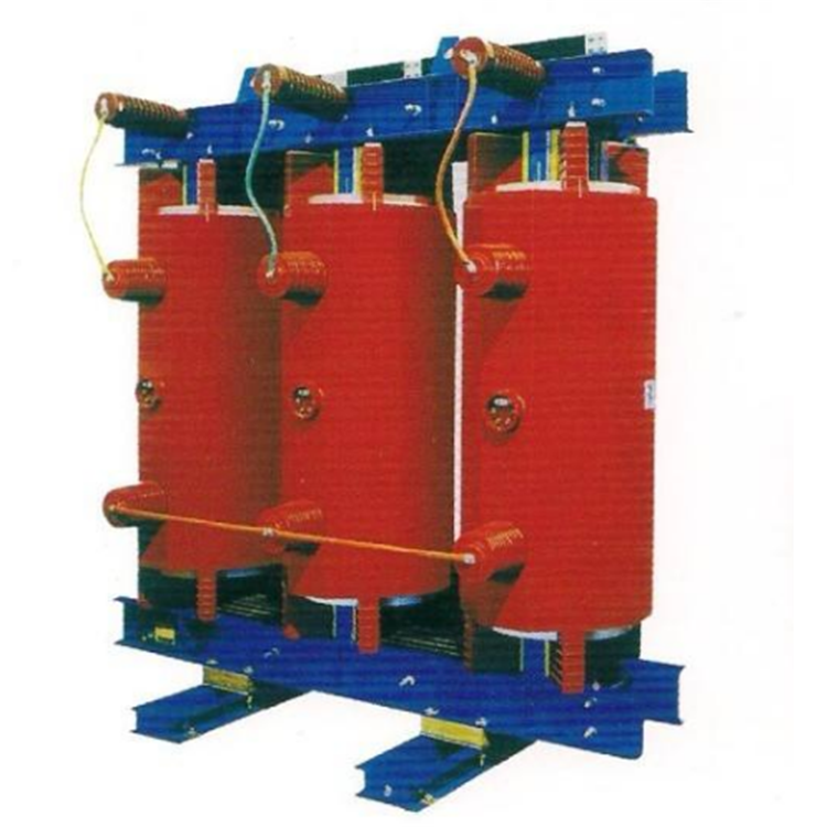 China 11kv 200kva cast resin dry type electrical power transformer price of SCB10 manufacturers