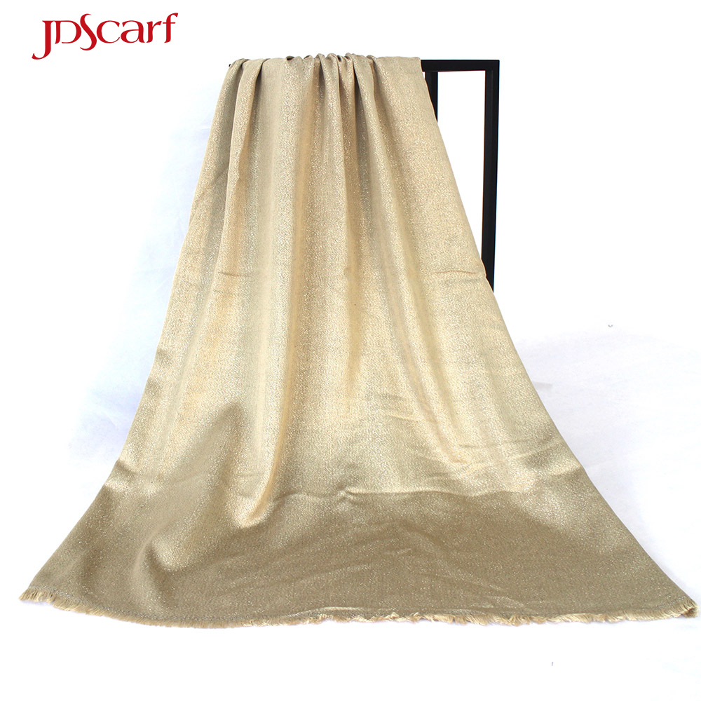 Gold bead india indonesia hijabs scarfs 2018 women two piece scarf