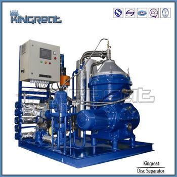 Alfa Laval Automatic Operation Oil Clarifier Centrifuge Of China ...