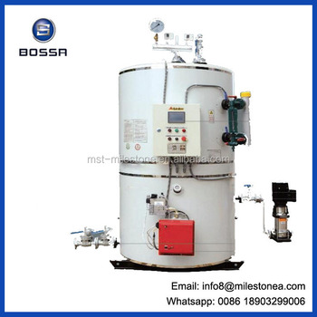 Lss 500kg Heavy Oil Fired Small Steam Boilers Price - Buy Lss Steam ...