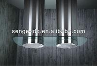 kitchen Island range hoods stainless steel