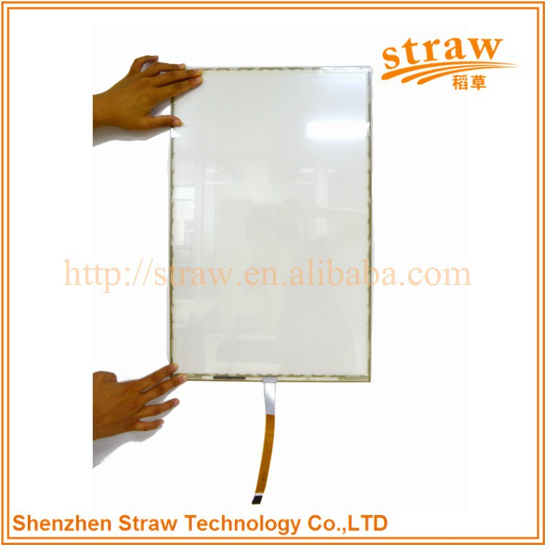 Top Quality 20 inch 5 Wire Resistive Touch Screen Sensor Panel for Monitors Display