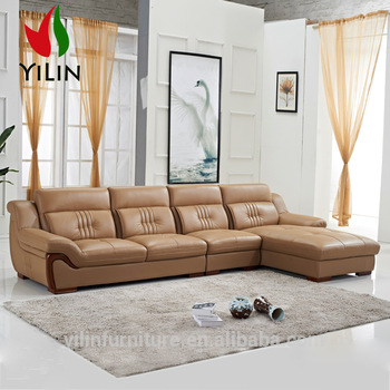 Simple Design L Shape Sectional Sofa