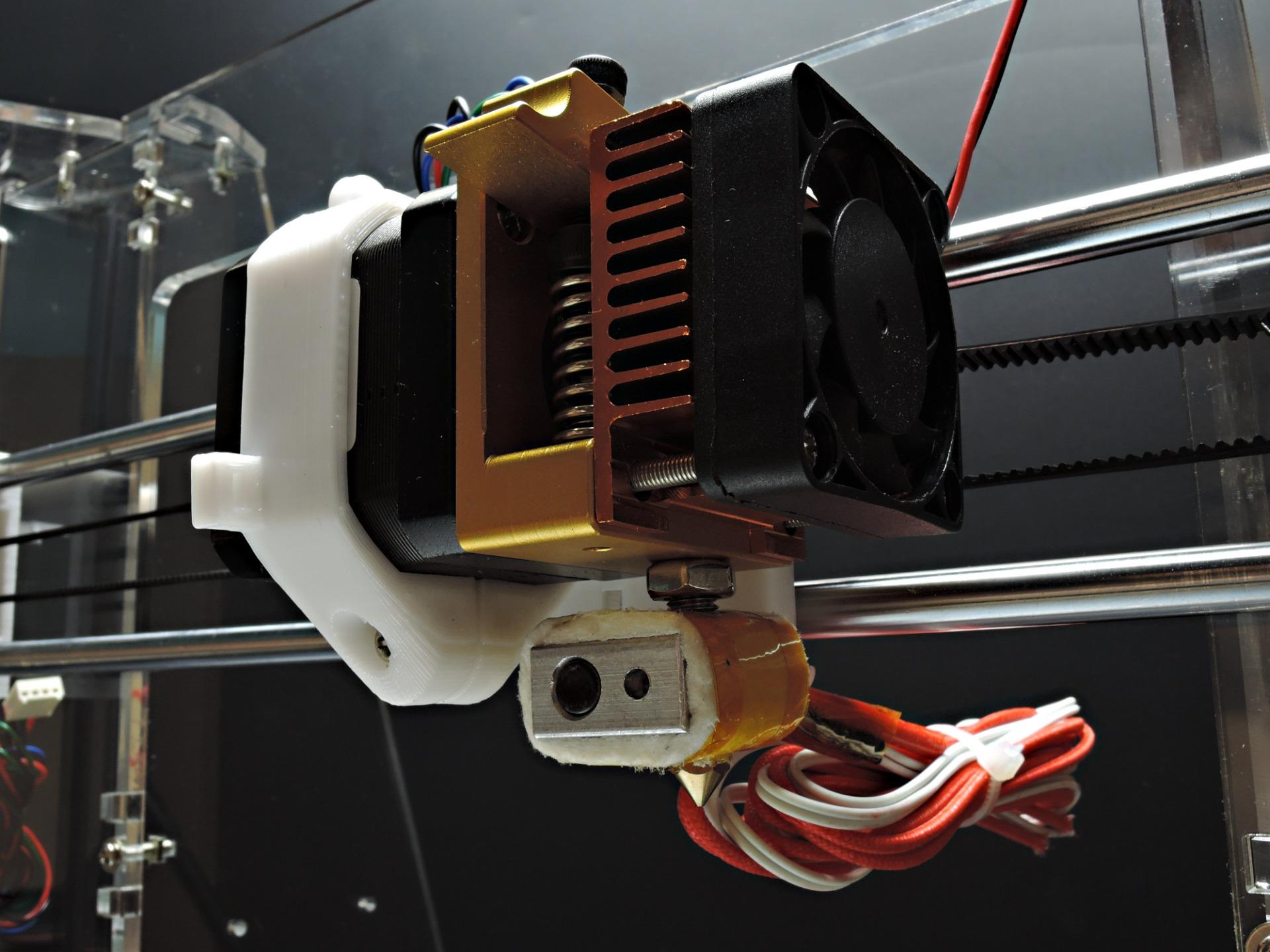 SINTRON] High Accuracy DIY 3D Printer Kit for Reprap Prusa