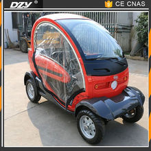 Single Seat Four Wheel Electric Vehicle with Cheap Price