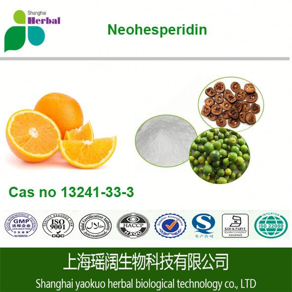 Touchhealthy supply Bitter Orange Extract Powder 98% NHDC, Neohesperidin, Neohesperidin dc Powder