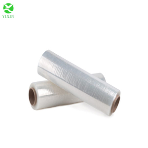 stretch film/red color LLDPE handy wrap/pallet stretch wrap