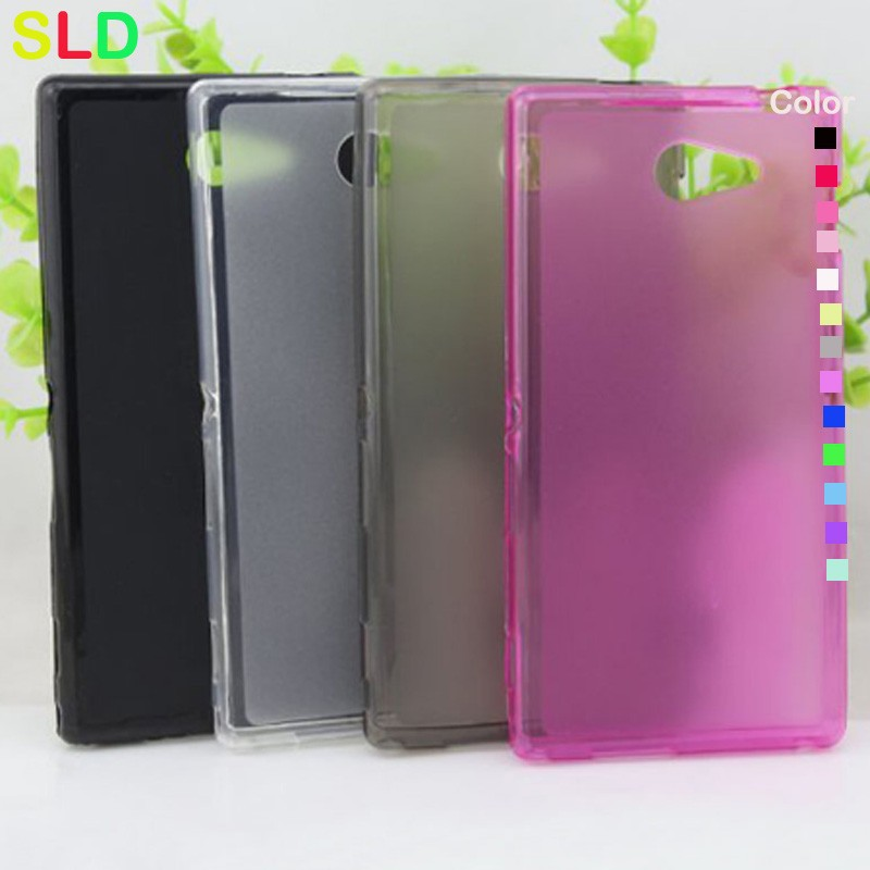 soft cover mobile phone case for sony xperia m2