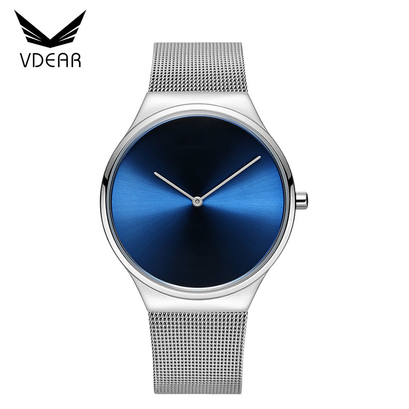 design your own custom logo mens watches oem famous brand mens blank watch