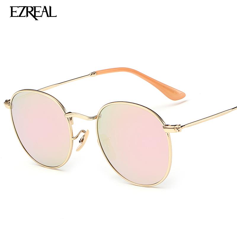 622a723c0ad7c Technologic Sunglasses Women Brand Designer Oversized Mirror Metal Wire  Frame Sun Glasses Shades woMen Sunglass Oculos De Sol