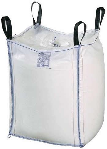 ☀️ 10 piezas Big Bag 900x900x900mm 1000kg Bolsas BIGBAG Fibcs FIBC con salida #18