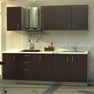 Yekalon Modern Design Used Kitchen Cabinet Doors With Oversea Experience