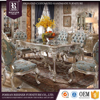 European Neo classical dining room Series furniture sets