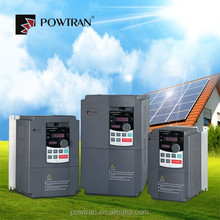Low voltage 220V 380V triple mppt frequency converter for solar pv water pumping system