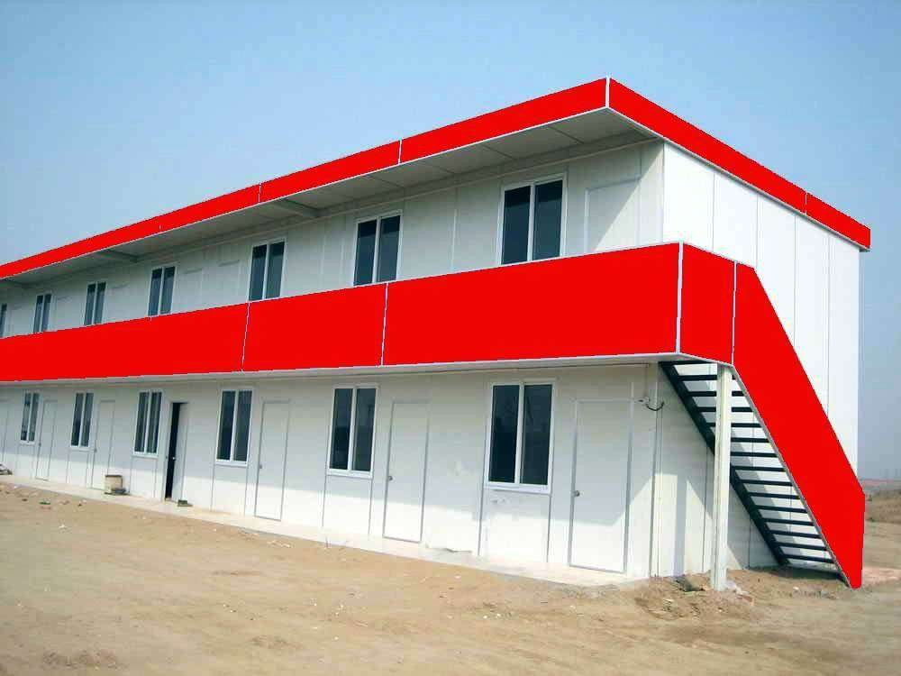 new type of folding container house