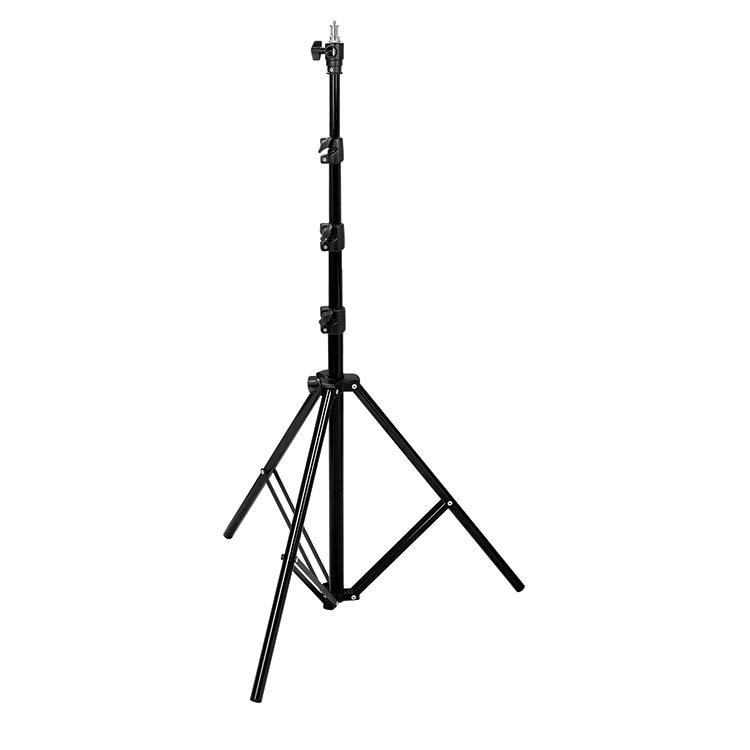 China Manufacturer Professional Video Camera Tripod Flexible Metal Air Cushion Series Photo Light Stand фото