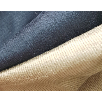"51/52"" Woven Spandex Dobby Pattern Look Suede Polyester Fabrics"