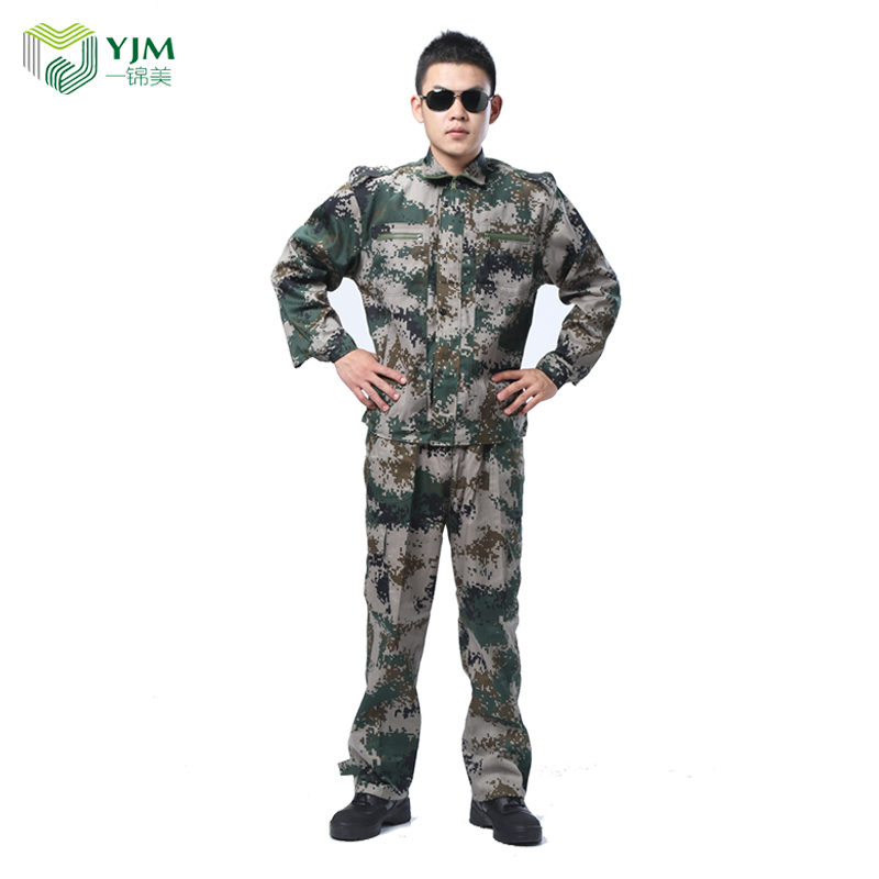 Factory Supply Cheap European Style CP Camouflage Army Military Uniform