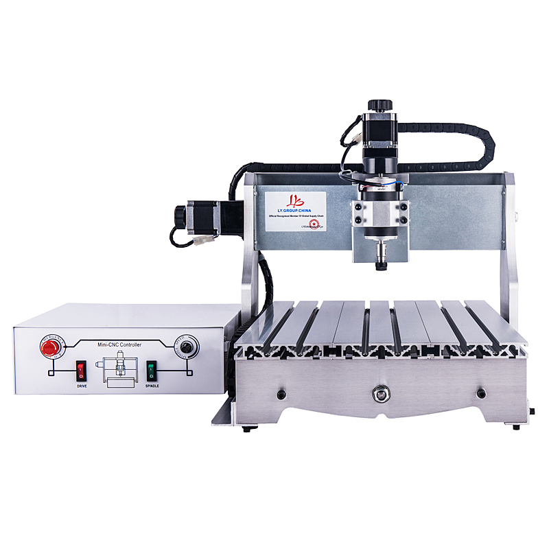 Cheaper Price <strong>CNC</strong> 3D 3axis <strong>cnc</strong> wood machining <strong>CNC</strong> 4030T-D300 Router Engraver/Engraving Milling Machine