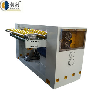 Factory price FNC Type Computer Cut Off Machine with Spiral Blade