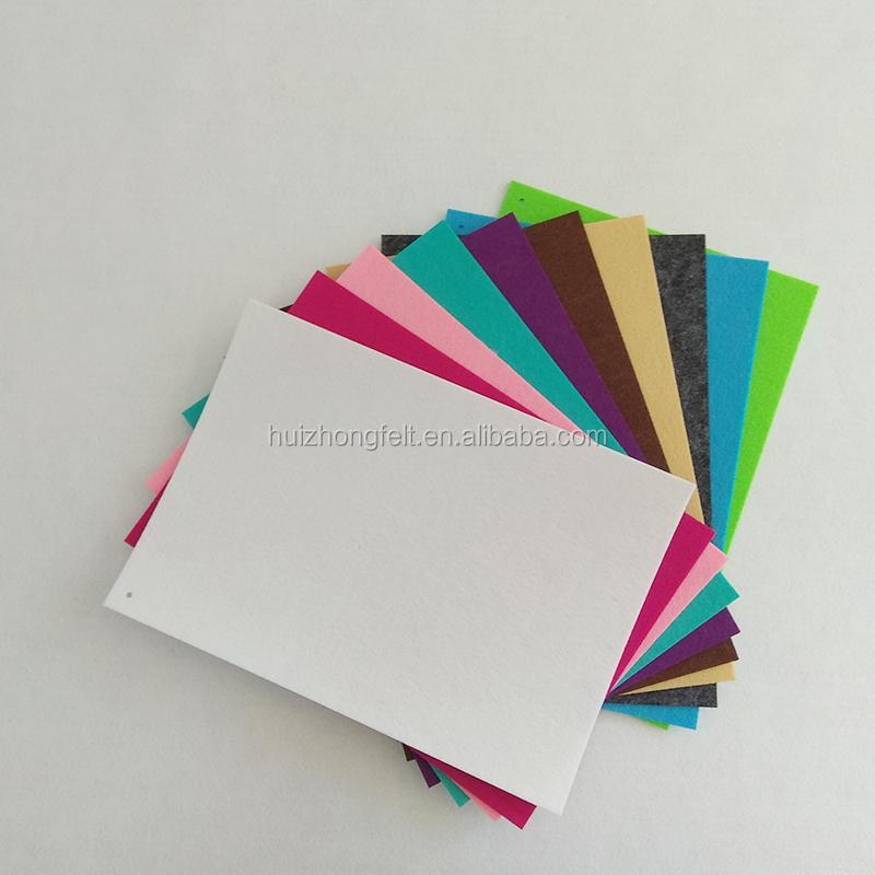 Hersteller bunte polster polyester nadel gestanzt vlies stoff stanzen stickerei filz stoff watte rolle