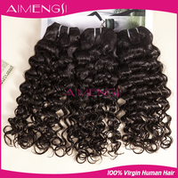 Full Cuticle 8A Top Grade Unprocessed 100% Raw Virgin Wholesale Brazilian Human Hair Sew In Weave Hair Extention
