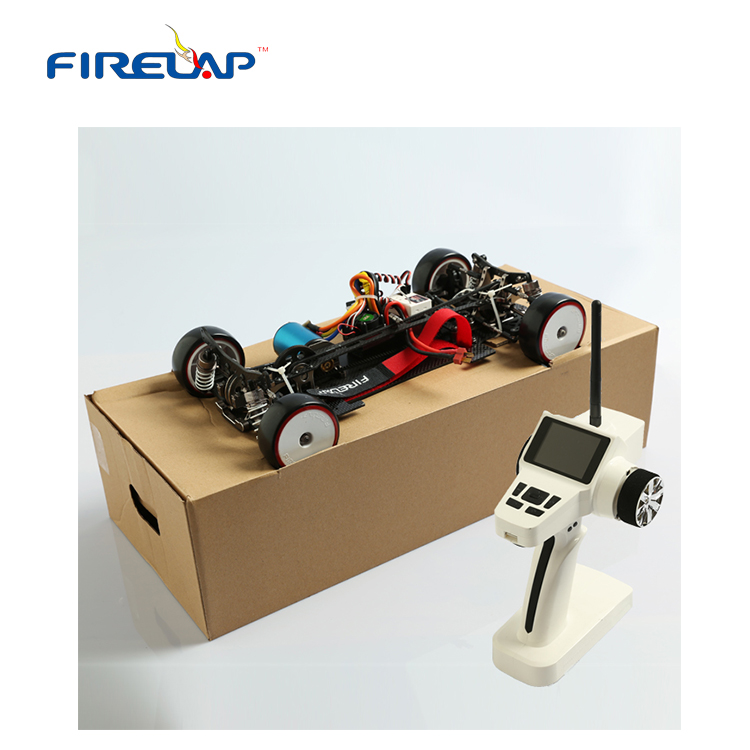 Firelap 1/10 Scale Electric RC Race Car Chassis Kits Pro Version For Hobby