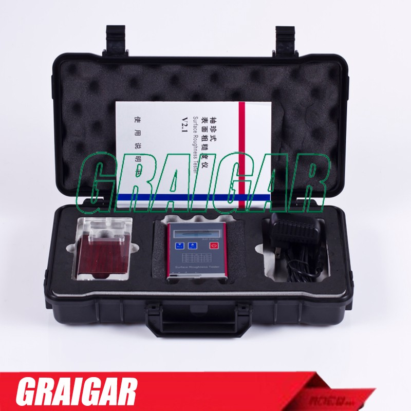 Leeb451 Portable Digital Surface Roughness Tester Roughness Gauge Ra Rz Rq Rt