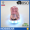 HOBIBEAR China 2016 led light shoes for kids shoes