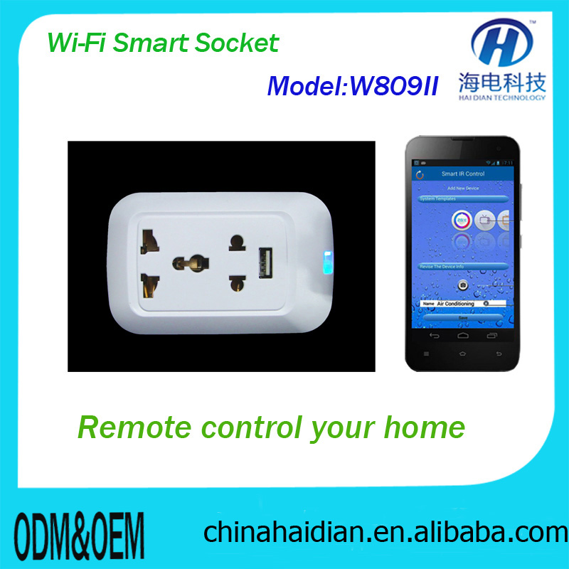 Smart wifi energy saving socket outlet electric plug with timer,Remote control smart home wall socket WIFI plug wifi socket