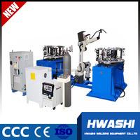 HWASHI 6 Axis CNC Machine , Automatic TIG Welding Robot