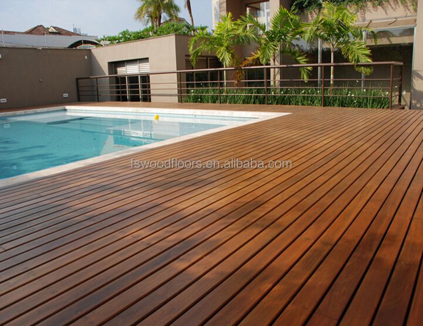 Cumaru Water Proof Swimming Pool Wood Decking - Buy Swimming Pool  Decking,Water Proof Wood Decking,Water Proof Decking Product on Alibaba.com