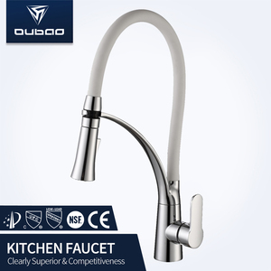 Hot Sale In Poland Brass Kitchen Silicone Tube Faucet Tap