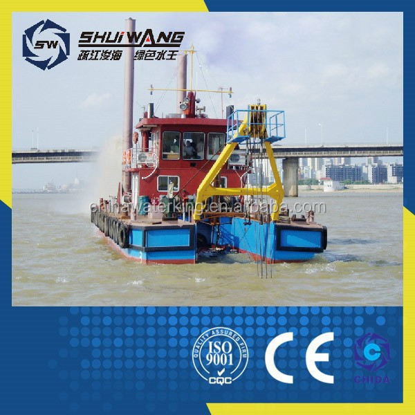 2014 USED China Product River Sand Dredging Machine