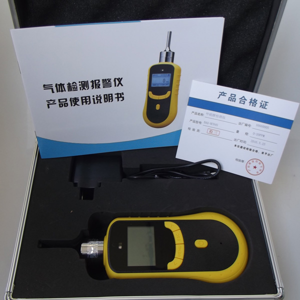 Factory Manufacturers Wireless Smart Portable Hydrongen CO2 Gas Sensor Detector