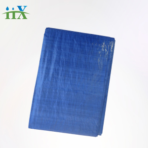 PVC/PE tarpaulin,tent material, waterproof outdoor plastic cover, blue