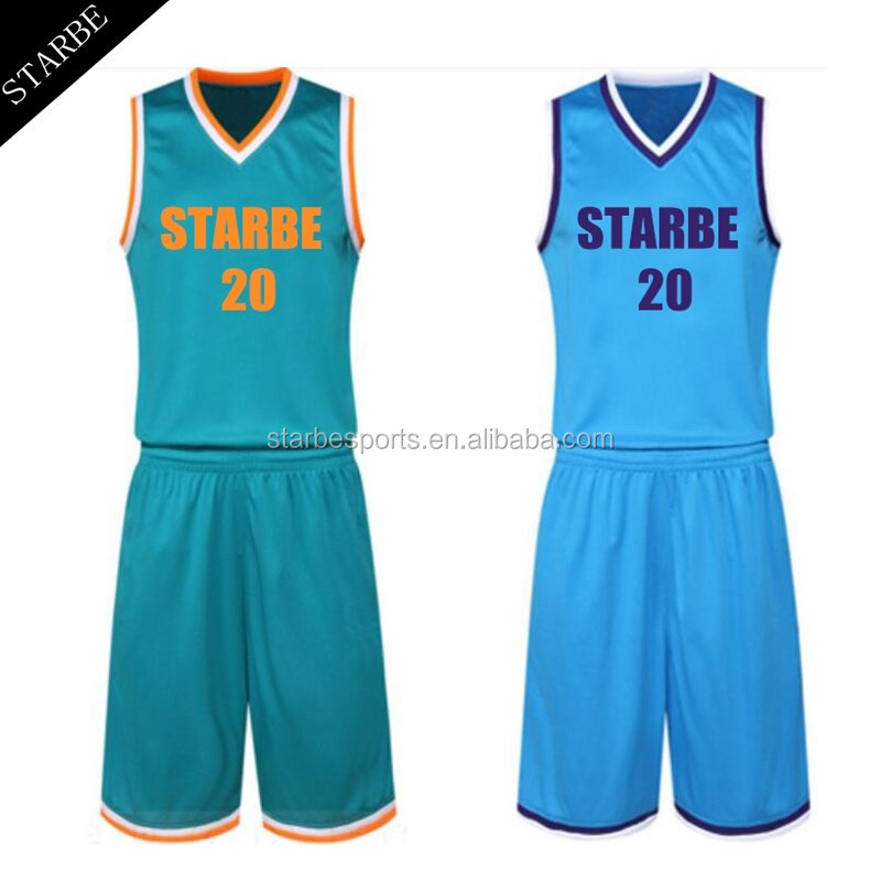 413869f64 Custom School Basketball Uniform