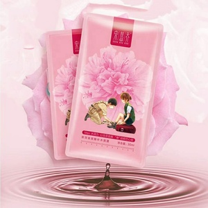 China factory provide hot sale products cucumber soothng and calming facial mask for all skin