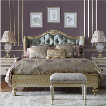 tufted bedroom furniture white french style reproduction bedroom furniture set replica design button tufted golden fabric upholstery queen bed setreplica