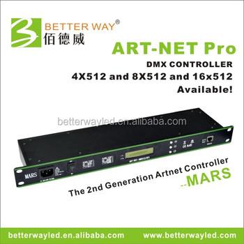 Artnet Protocol Art-net Controller 16 Ports Dmx Led Controller - Buy  Artnet,Art-net Controller,Artnet Protocol Controller Product on Alibaba com
